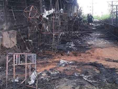 Uesp divulga nota sobre incêndio na Unidos de São Lucas