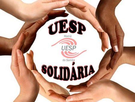 Uesp Solidária arrecada agasalhos para população em situação de rua