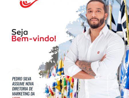 Pedro Silva é o novo diretor de Marketing da UESP