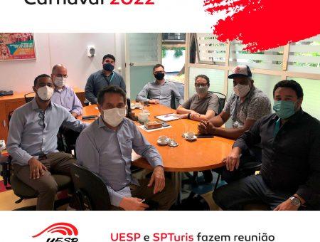 Reunião na SPTuris discute contrato de Carnaval